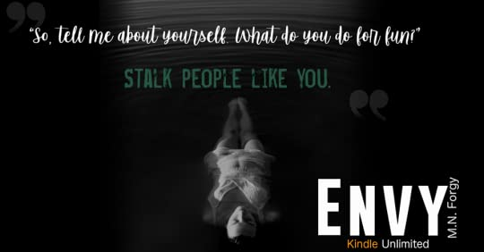 Envy (The Elite Seven, #4) by M N  Forgy