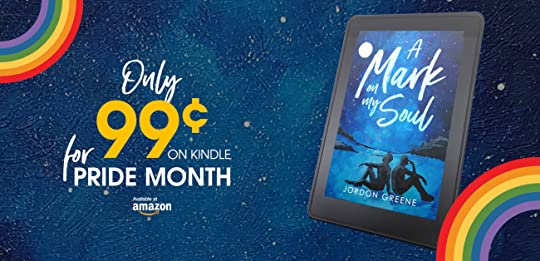 Get A Mark on My Soul for only 99¢ on Kindle