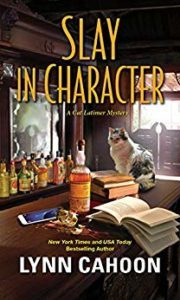 Slay in Character by Lynn Cahoon