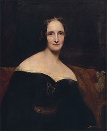Image result for mary wollstonecraft shelley