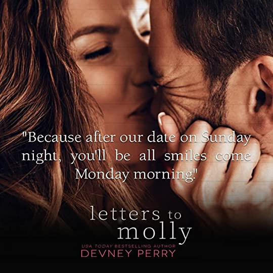 Letters to Molly (Maysen Jar, #2) by Devney Perry