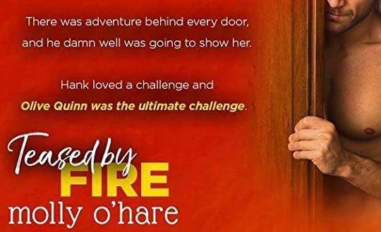 teased by fire molly o'hare