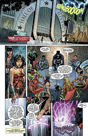 Justice League Dark, Volume 1: The Last Age of Magic by James Tynion IV