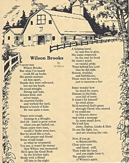 Linda Brooks Davis's Blog