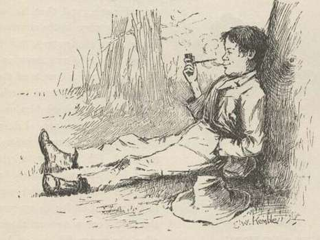 Huck finn and his conscience