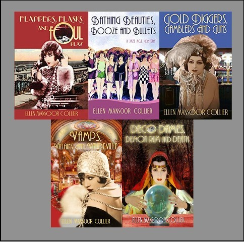 A Jazz Age Mystery Series