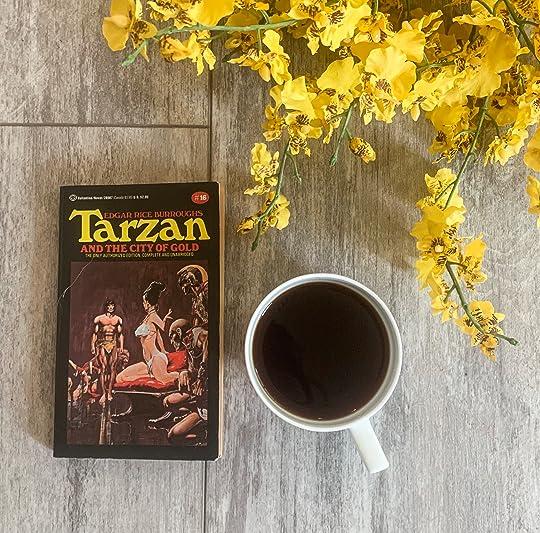 Tarzan And The City Of Gold (Tarzan, #16) By Edgar Rice