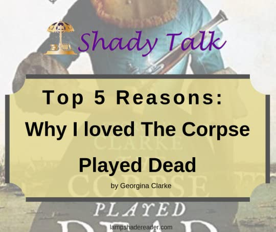 Shady Talk Banner Top 5 Reasons The Corpse Played Dead