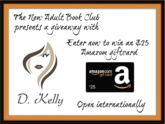 New Adult Book Club - NABC Giveaways: D Kelly Amazon Giftcard