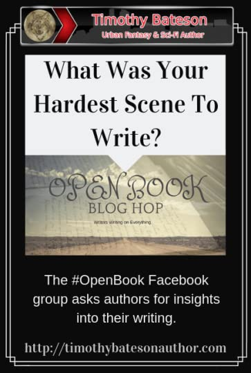 OpenBook Blog Hop July 15th 2019