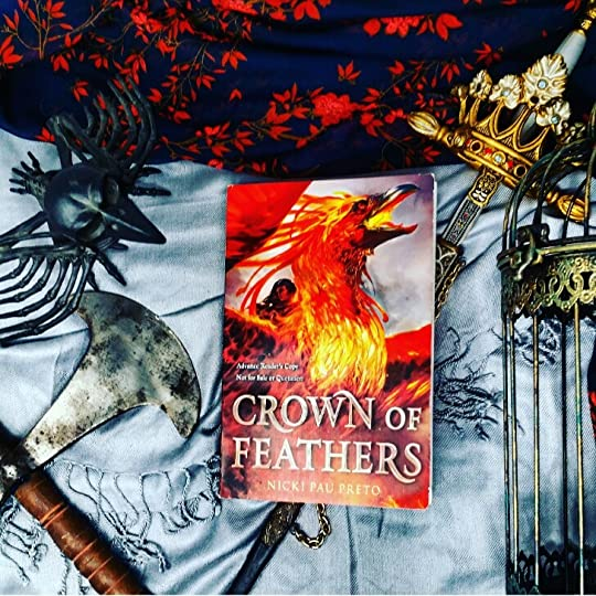 Crown of Feathers Bookstagram Photo.jpg