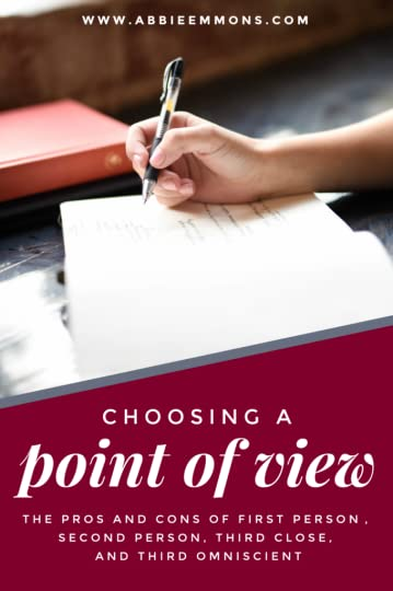 How to Choose a Point Of View For Your Story