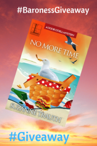 Giveaway of NO MORE TIME Pin