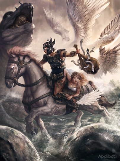 Perseus, Andromeda and Medusa