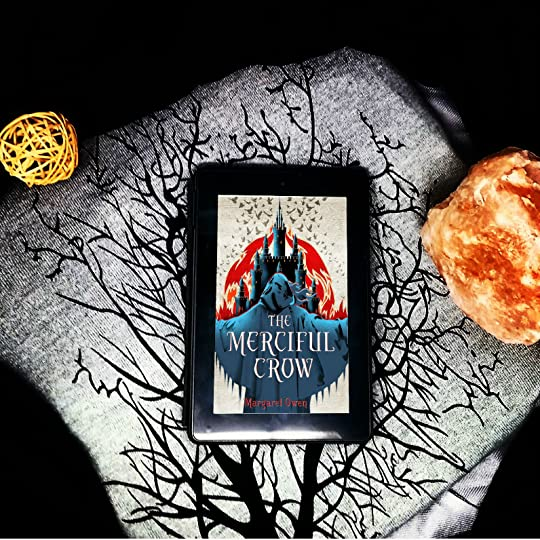 The Merciful Crow Bookstagram Photo