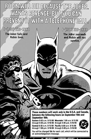 Batman: A Death in the Family by Jim Starlin