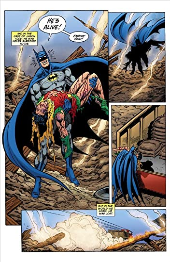 Batman: A Death in the Family by Jim Starlin