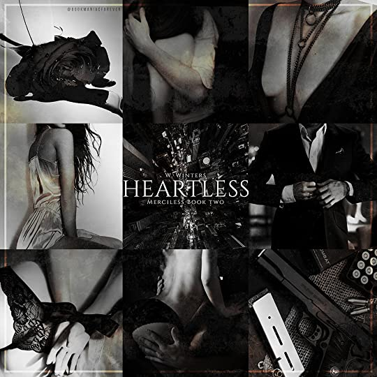 Heartless (Merciless, #2) by Willow Winters