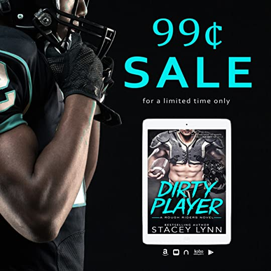 Dirty Player by Stacey Lynn