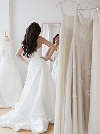 trying on a wedding dress - Google Search