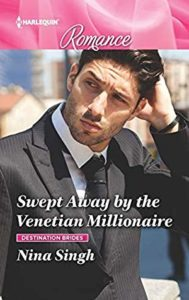 Swept Away by the Venetian Millionaire by Nina Singh
