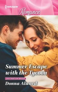 Summer Escape with the Tycoon by Donna Alward
