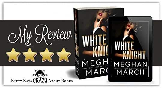 White Knight (Dirty Mafia Duet, #2) by Meghan March
