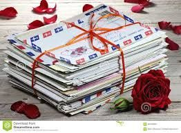 bundle of love letters