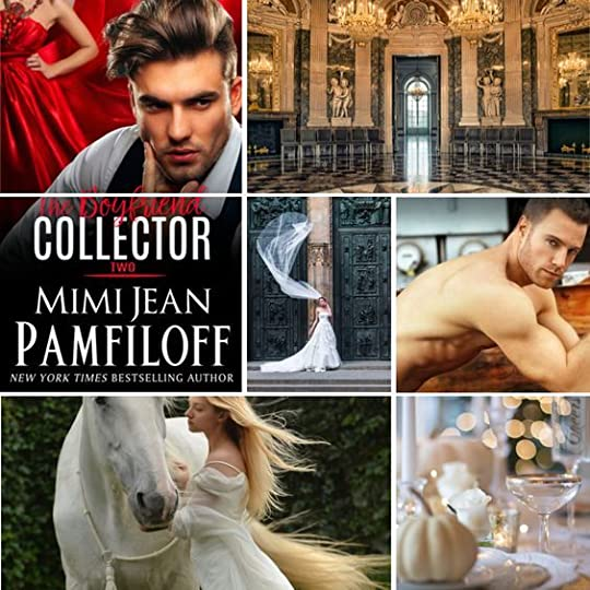 The Boyfriend Collector, 1 by New York Times Bestselling author Mimi Jean Pamfiloff