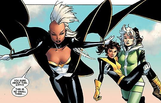 X-Men, Volume 1: Primer by Brian Wood