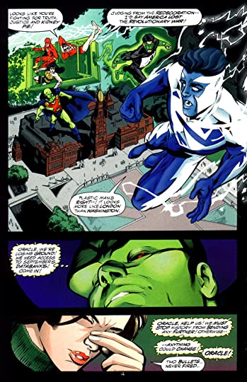 JLA, Vol  4: Strength in Numbers by Grant Morrison