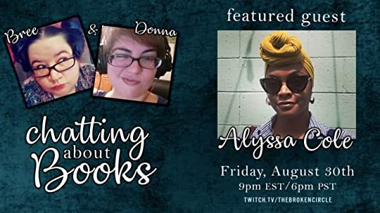 Bree & Donna: Chatting about books with Alyssa Cole