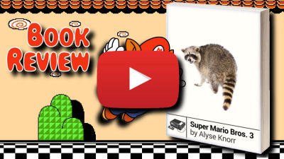 Super Mario Bros. 3 Boss Fight Books book review