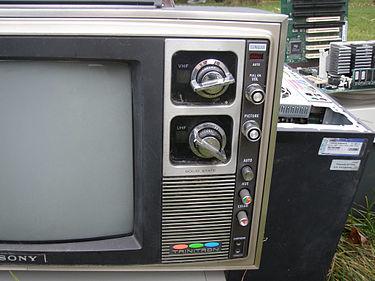 Sony Triniton TV