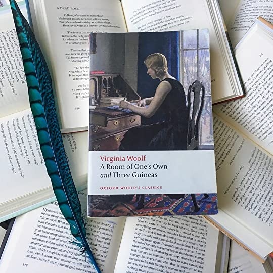 Virginia Woolf - A Room of One's Own and Three Guineas - Oxford World's Classics
