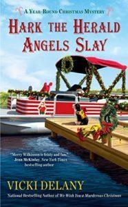 Hark the Herald Angles Slay by Vicki Delany