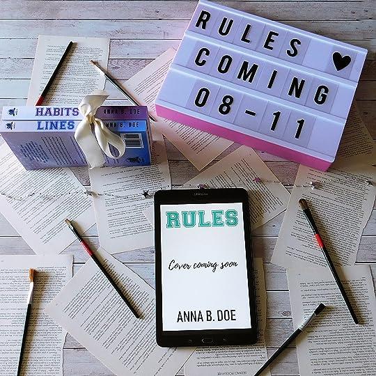 Anna B  Doe (Author of Lines)