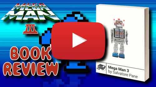 Mega Man 3 Boss Fight Books book review