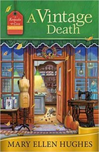 A Vintage Death by Mary Ellen Hughes 2