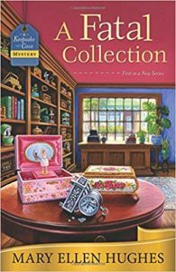 A Fatal Collection by Mary Ellen Hughes 1