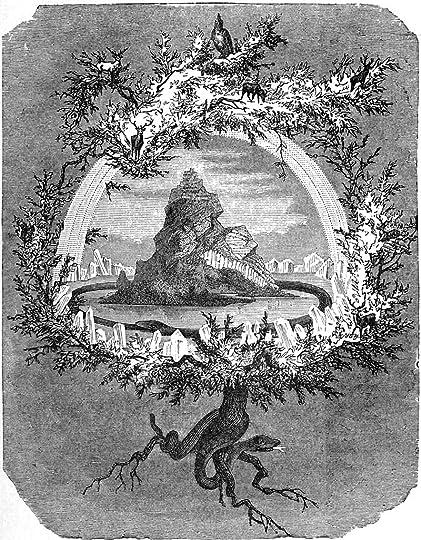 Yggrasil, the tree of life.