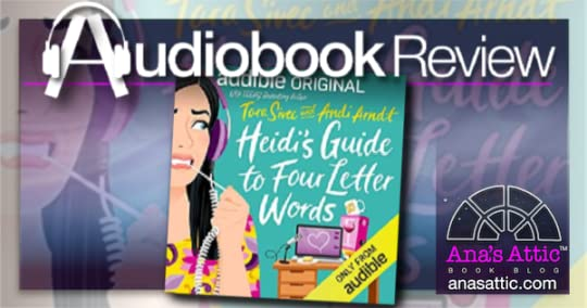 Heidis Guide to Four Letter Words Audiobook Review