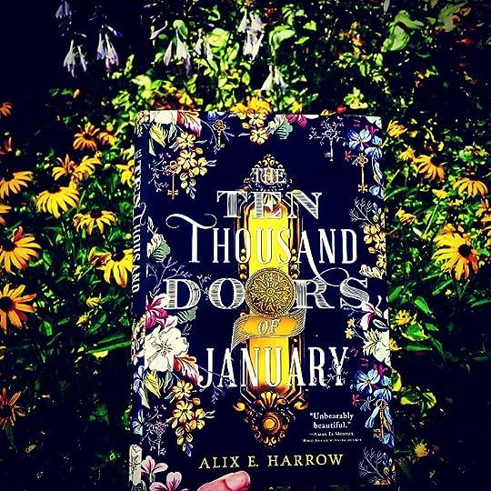 the ten thousand doors of january by alix e harrow bookstagram photo.png