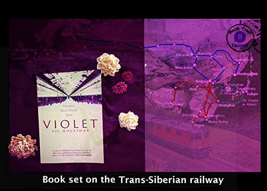 Violet by susi holliday