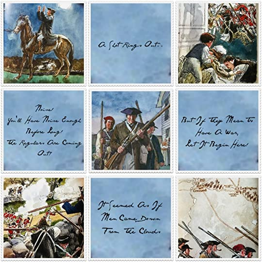 Let It Begin Here!: Lexington & Concord: First Battles Of