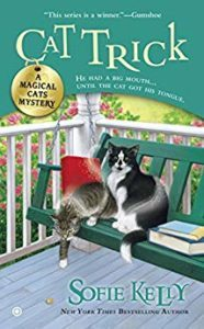Cat Trick by Sofie Kelly 4