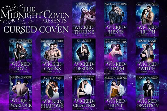 Midnight Coven, Cursed Coven Series