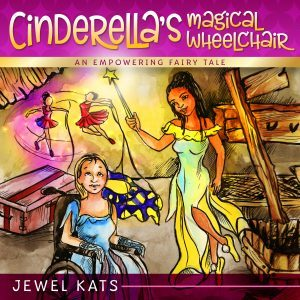 cover of Cinderella's Magical Wheelchair, audiobook edition