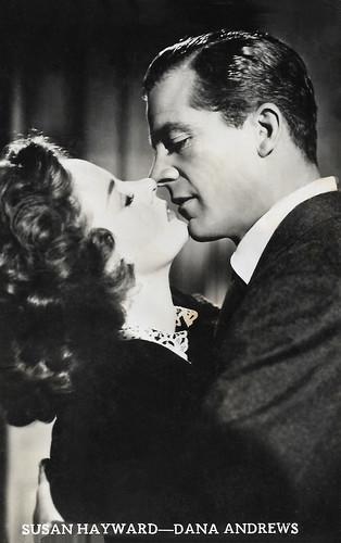 Susan Hayward and Dana Andrews in My Foolish Heart (1949)