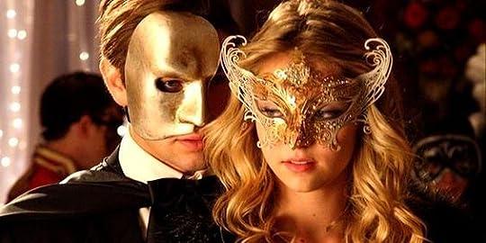dancing at masquerade ball